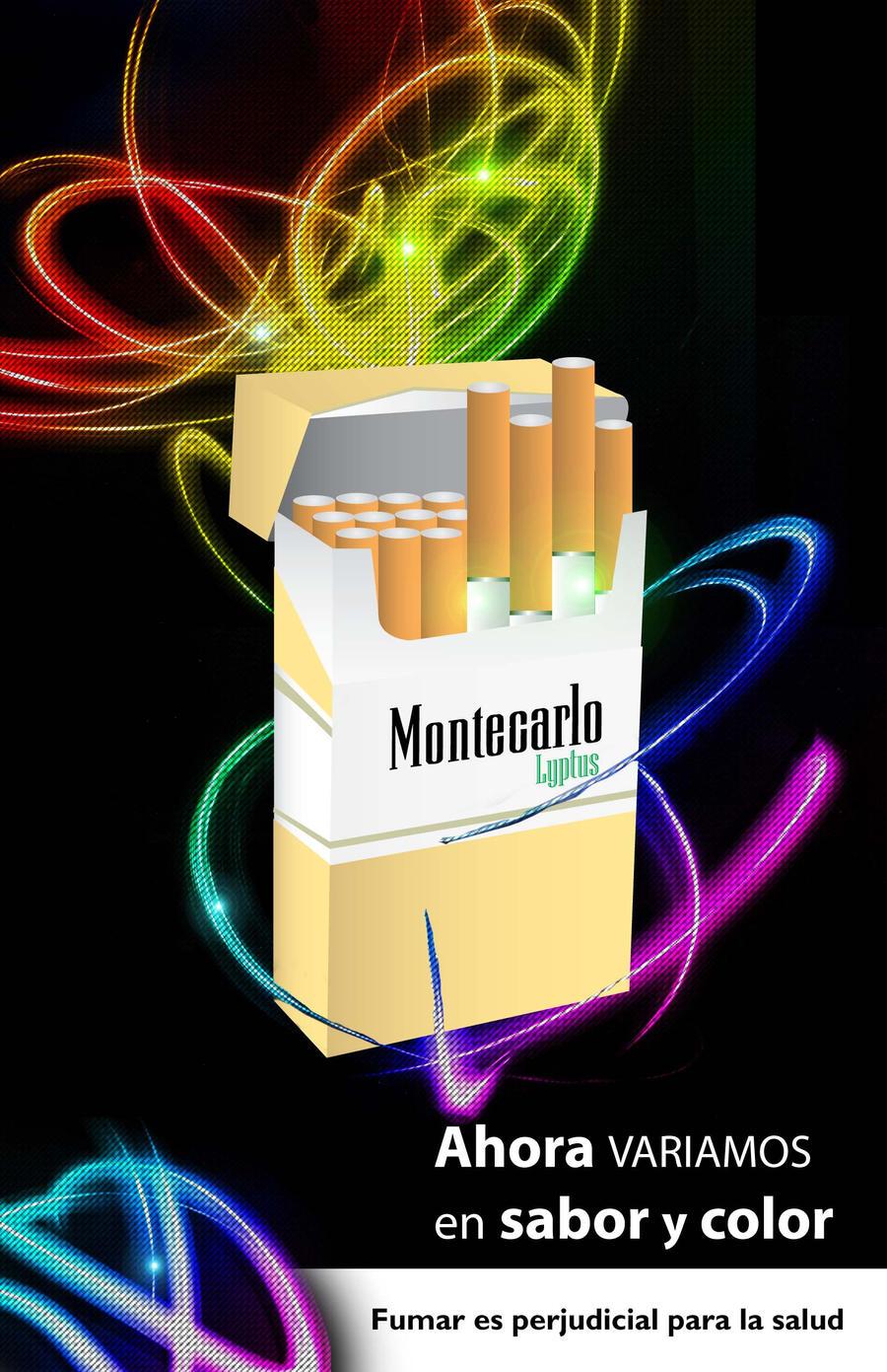 Marlboro lights menthol
