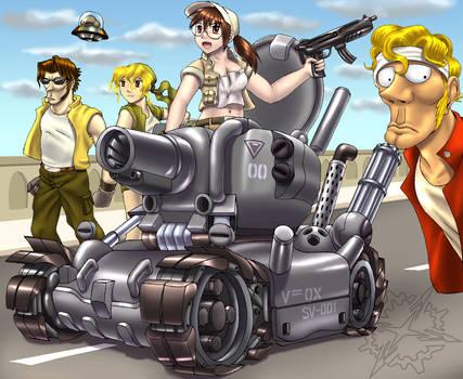 Slug Crew Patrollin'