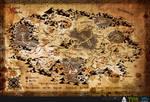 Th Legend of Alandur Map