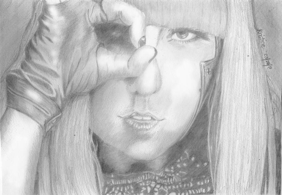 Lady Gaga by tintin33