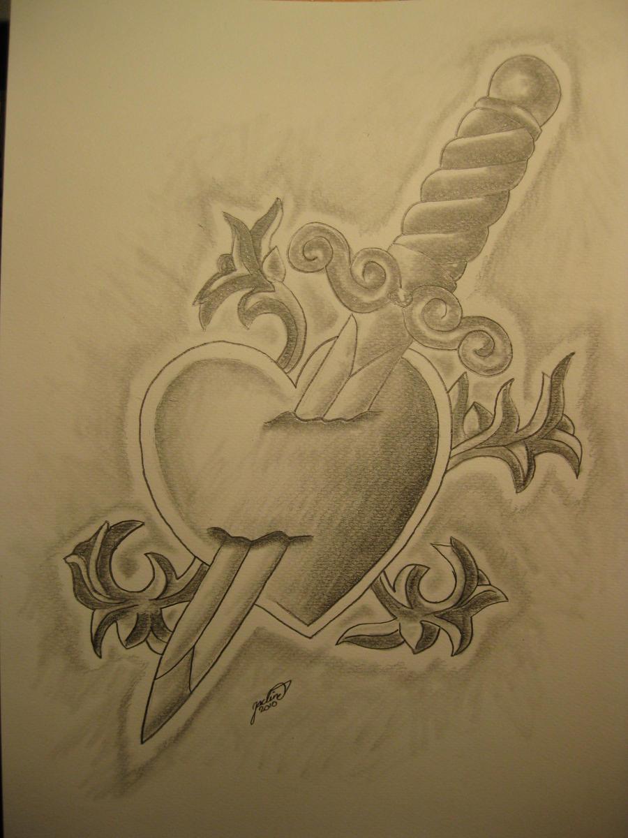 Knife in Heart Knife Heart by Lotchez