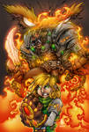 Battle Chasers Tribute