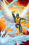 Xmen First Class Angel+Iceman