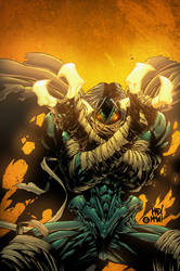 Soul Reaver -PSM cover- by AlonsoEspinoza