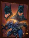 Batman Sketchshots