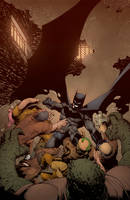 Batman #1 Cover by AlonsoEspinoza