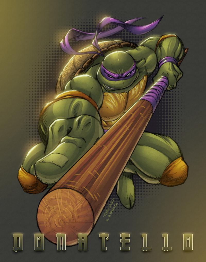 Donatello Tmnt Tattoo