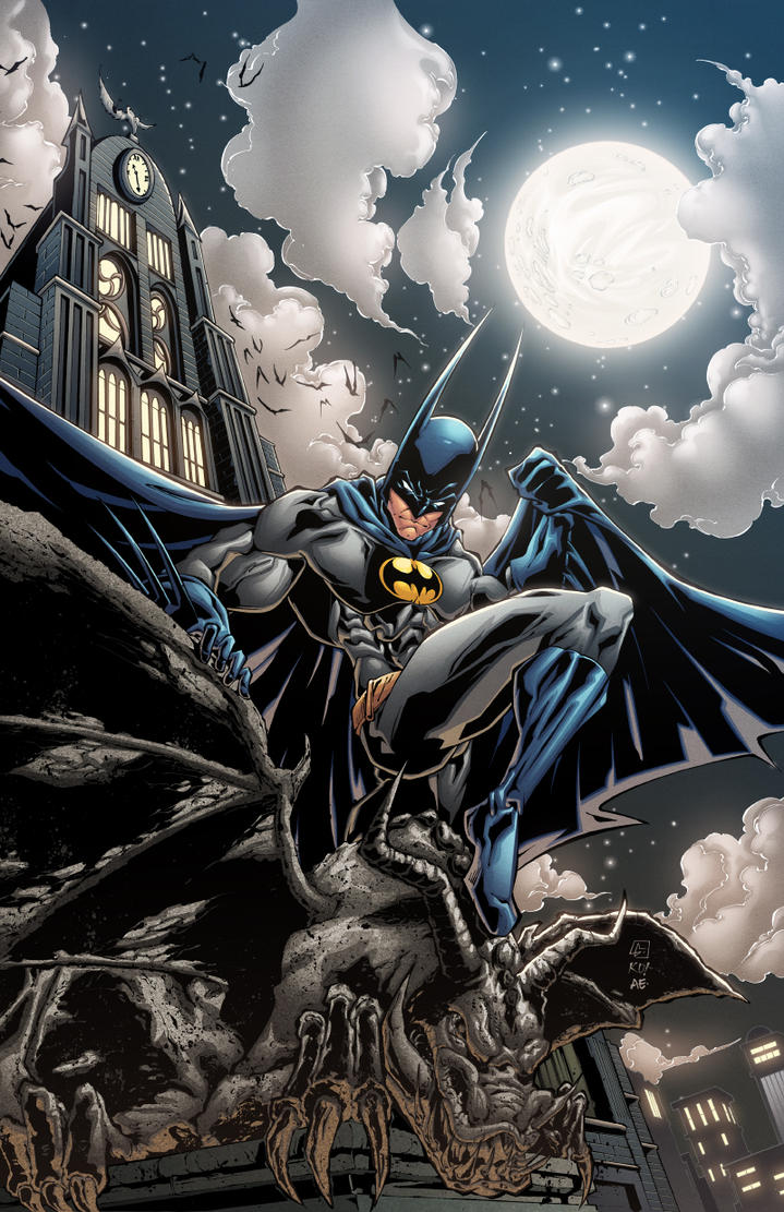 Banque de belles images Batman_by_pixeltool-d5g90ca