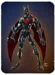 Batman Beyond by AlonsoEspinoza