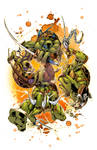 TMNT in action!