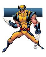 Wolverine by AlonsoEspinoza