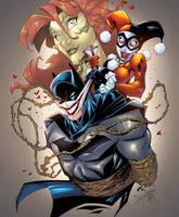 Bat Trap! by AlonsoEspinoza