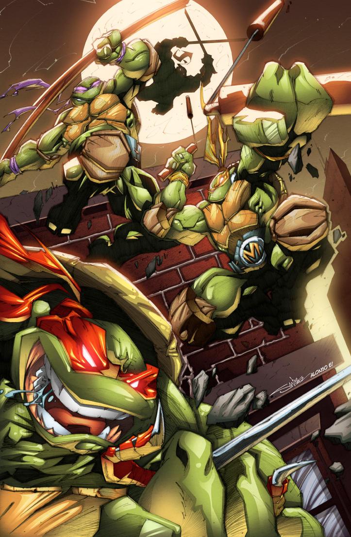 Teenage Mutant Ninja Turtles Nike Shoes