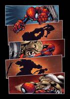 Avenging Spiderman 3.11 by AlonsoEspinoza