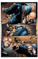 Savage Wolverine by AlonsoEspinoza