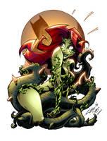 Poison Ivy by AlonsoEspinoza