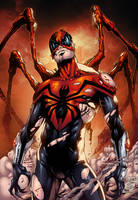 Superior Spiderman by AlonsoEspinoza