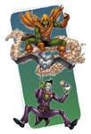 Hobgoblin and The Joker