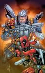 Cable n' Deadpool