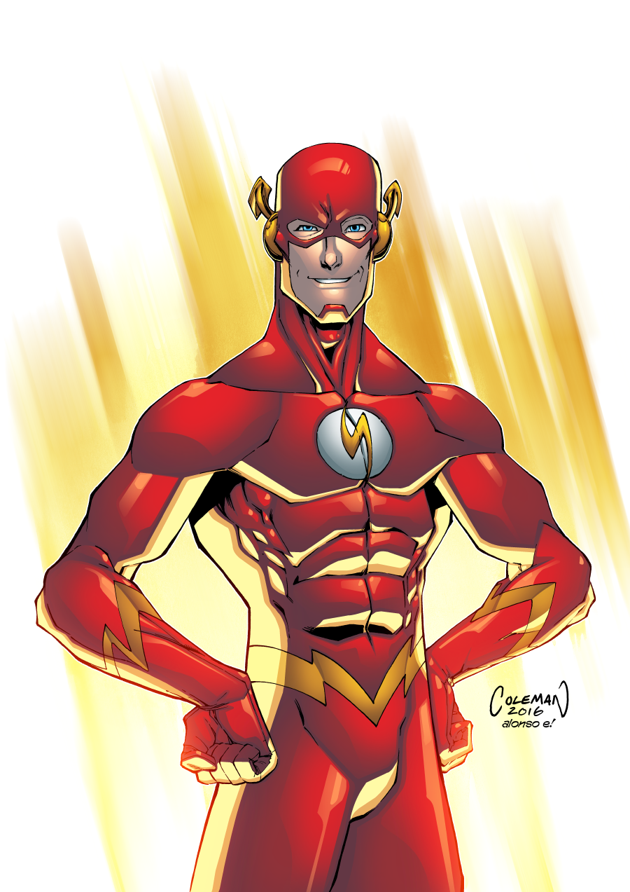 Flash by AlonsoEspinoza