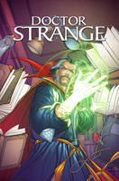 Dr Strange by AlonsoEspinoza