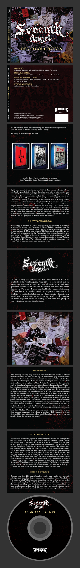 Seventh Angel - Demo Collection by AlonsoEspinoza