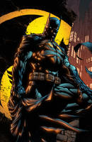 Batman by AlonsoEspinoza