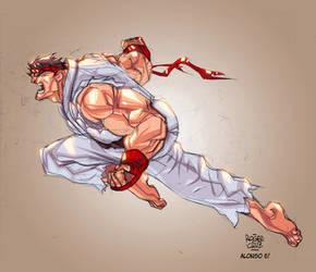 Ryu by AlonsoEspinoza