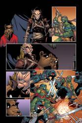 TMNT Sample pg 04 by AlonsoEspinoza