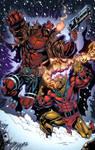 Hellboy vs Etrigan