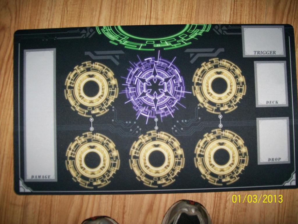 cardfight canguard how to play scharhrot