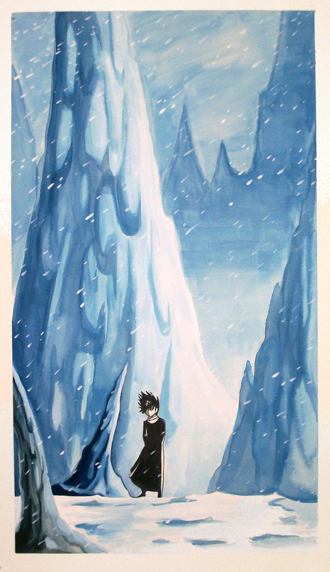 Solitude by Candid-Ishida