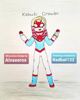 Kabuki Crawler (Miraculous Ladybug)