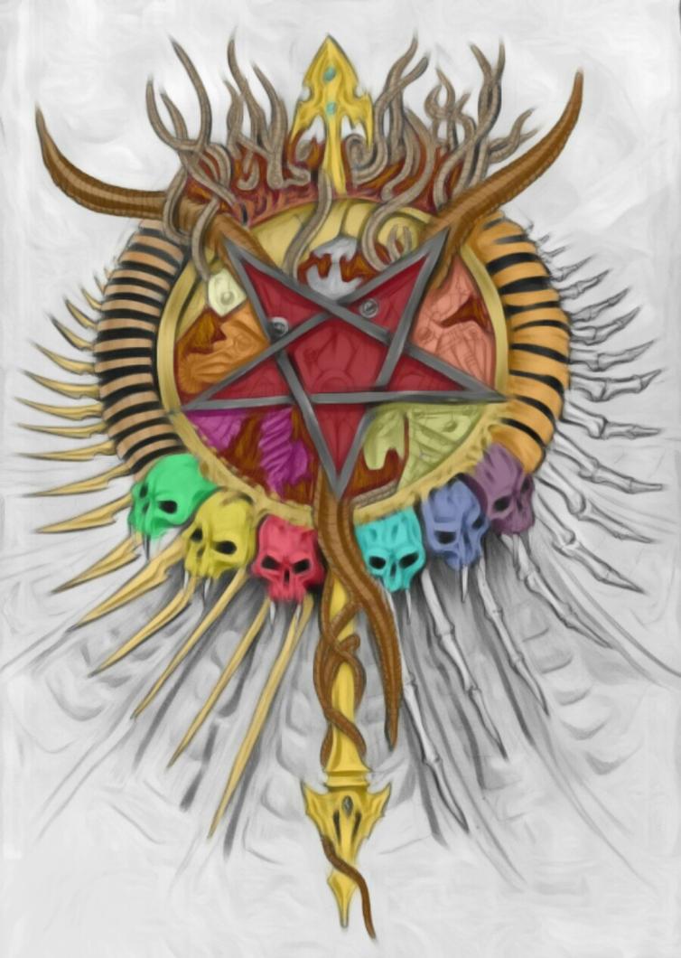 devil's spinner by jamessalkil