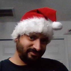Me-Wearing-A-Santa-Hat