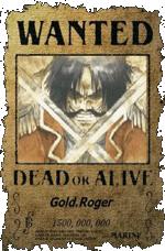 GOLD D. ROGER