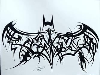 Batman tribal