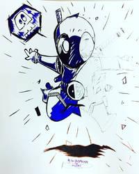 Deadpool draw