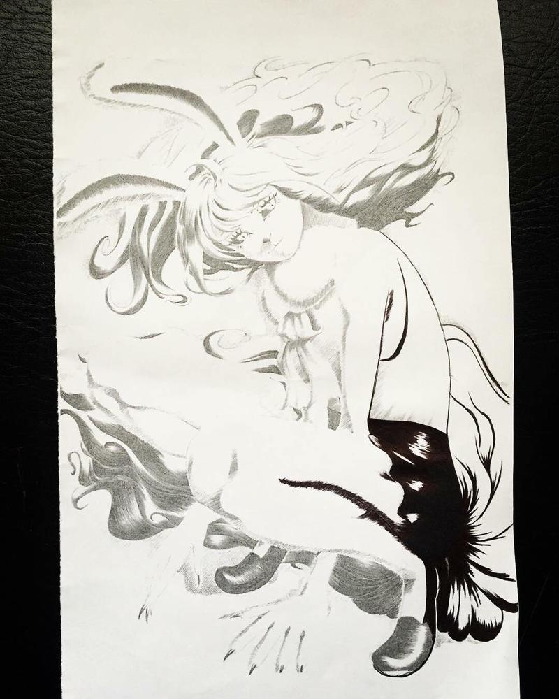 One piece draw  by DrumArt