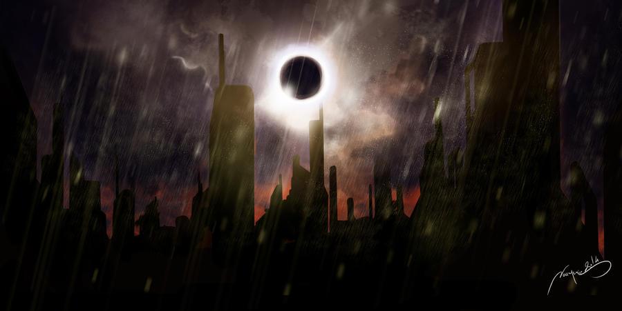 Nos créaZions - Page 6 Eclipse_by_noumenie-d7bsrka