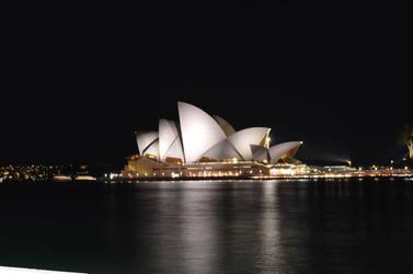 Sydney Opera House by Mayne1
