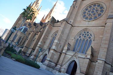 St Mary's Cathedral 2 by Mayne1