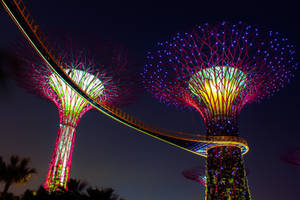 Gardens by The Bay - That Avatar World by DrakeXaos