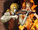 Lestat y Nicolas