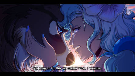 [COM] ''...I promise''