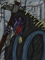 SkekDemus by Silvermoonlight