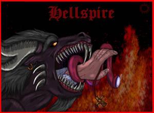 Hellspire 80's Mock Up Poster