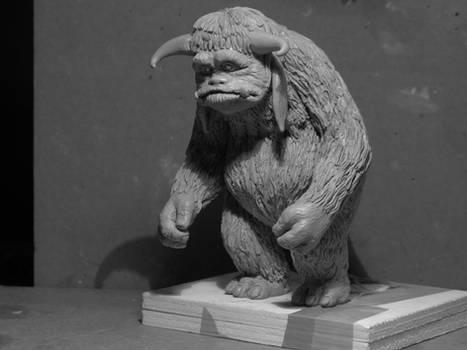 labyrinth ludo sculpture