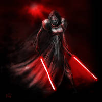 Female Sith by michifromkmk