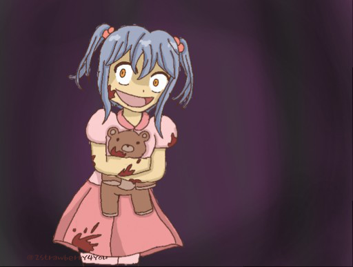 Sweet Little Sister by 2strawberry4you on DeviantArt